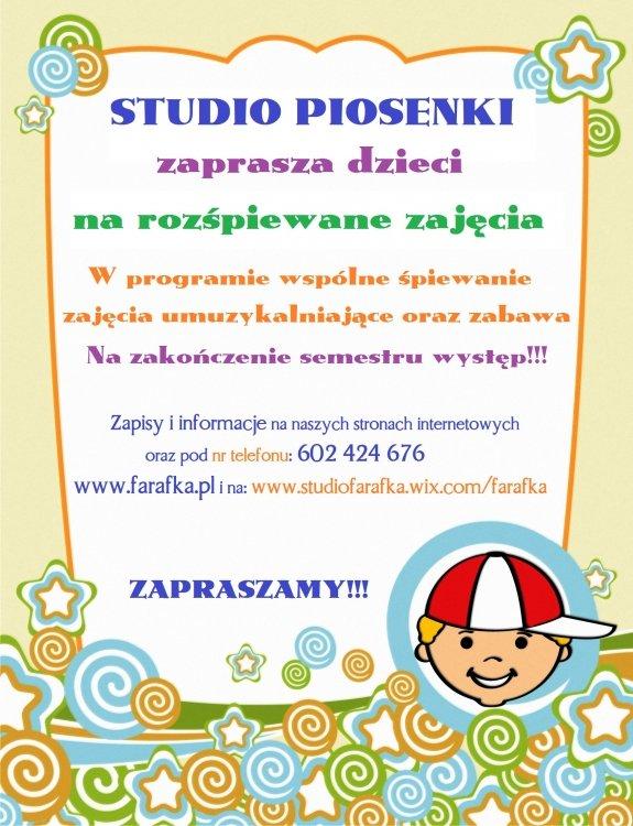 Studio Piosenki dla dzieci