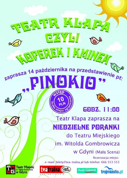 spektakl dla dzieci w Gdyni