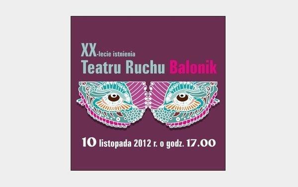 Koncert z okazji XX- lecia istnienie Teatru Ruchu Balonik