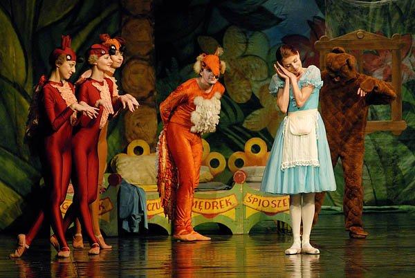 Królewna Śnieżka – balet w Operze Śląskiej