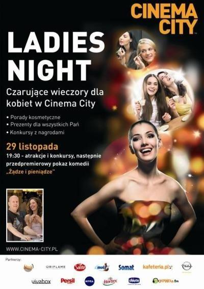 Listopadowa odsłona Ladies Night