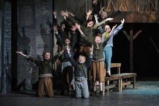 OLIVER! w Teatrze Rozrywki