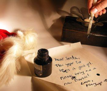 Jak napisać list do Świętego Mikołaja