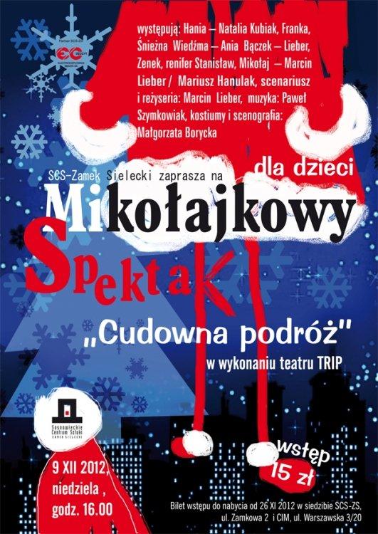 Mikołajki-w-Zamku-Sieleckim-w-Sosnowcu