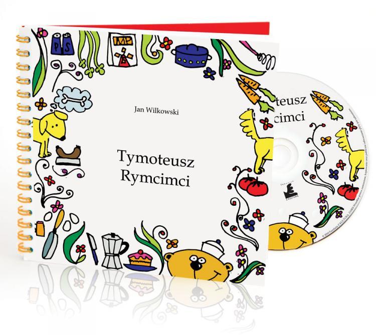 Tymoteusz Rymcimci. Słuchowisko i książka