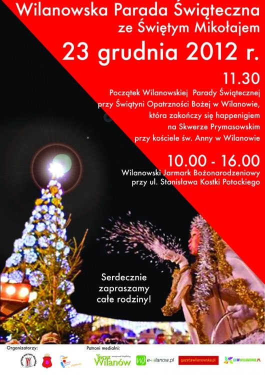 Wilanowska Parada Świąteczna