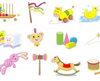 Bezpieczne zabawki dla dziecka