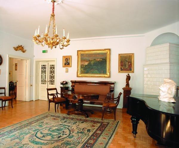 Konik Muzealny w Domu Józefa Mehoffera