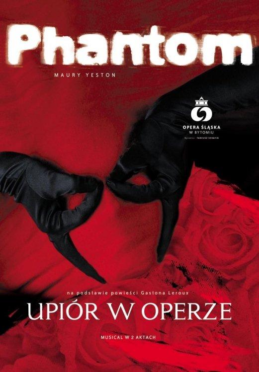 PHANTOM w Operze Śląskiej