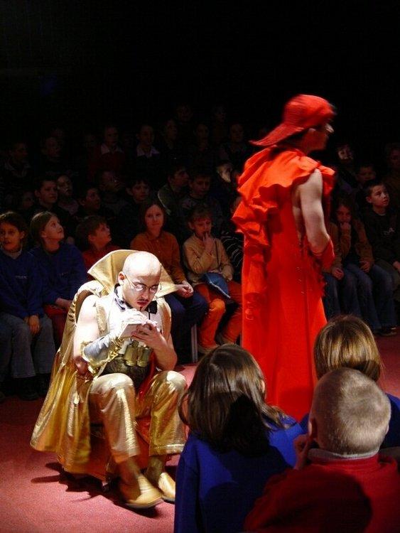 Teatr Baj Pomorski w marcu – Toruń