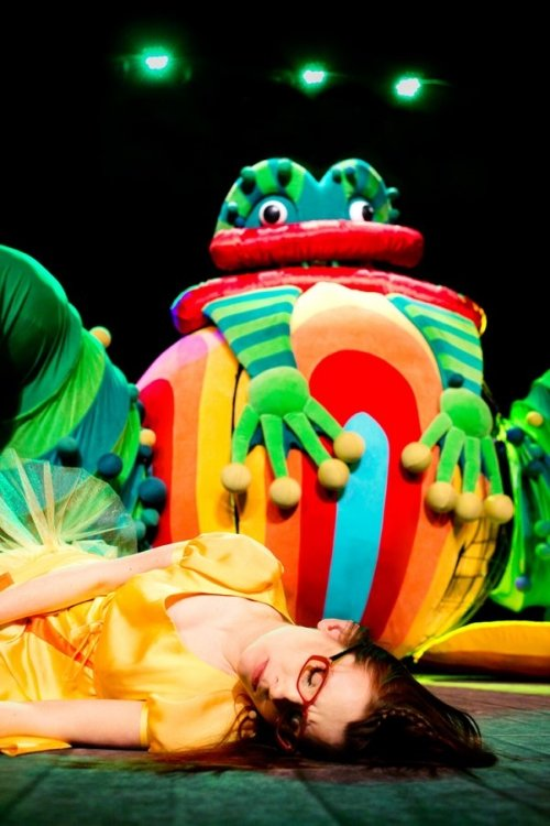 Teatr Rampa poleca nową bajkę! – Calineczka