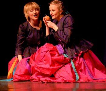 JABŁONKA - spektakl teatralno-muzyczny dla dzieci