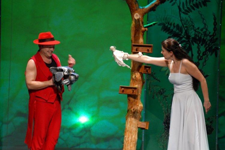 Teatr Baj Pomorski w maju – Toruń