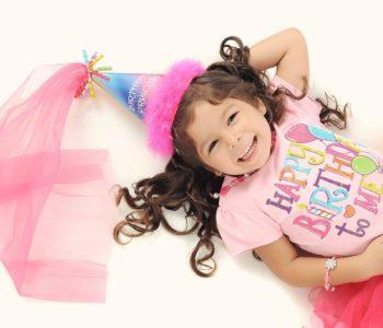Zabawy na przyjęciu urodzinowym dziecka