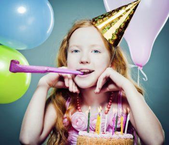 Zabawy na przyjęciu urodzinowym