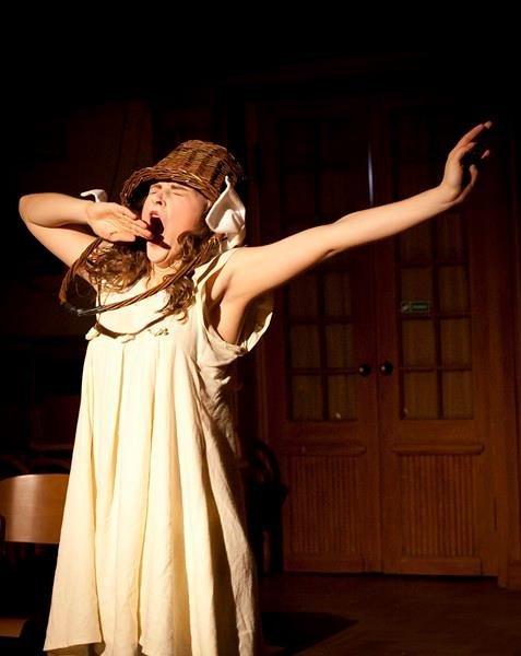 Śpiąca Królewna w Teatrze Hothaus