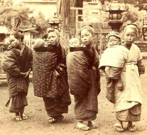 Japońskie bajki i baśnie oraz warsztaty wiązania chust