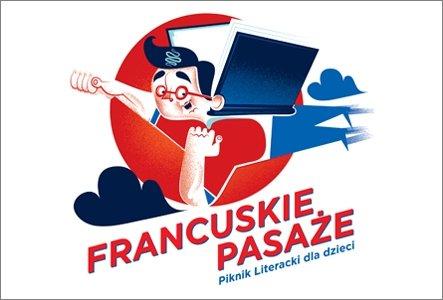 Piknik literacki dla dzieci Francuskie pasaże