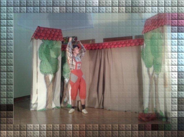 Spektakl dla dzieci: Gagatek