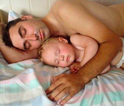 Opiekuńczy ojciec