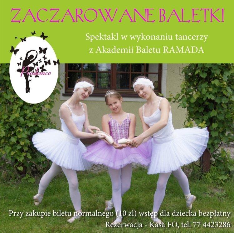 Zaczarowane baletki – Opole