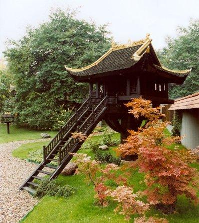 Przygoda pod pagodą. Warsztaty dla dzieci