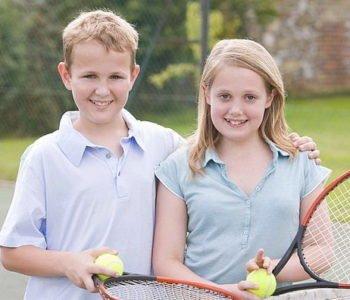 tenis dzieci
