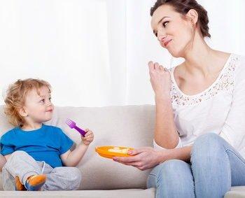 Jadłospis dzieci w wieku przedzkolnym