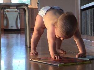 Nadwaga u niemowlaka