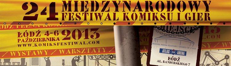 Międzynarodowy Festiwal Komiksu i Gier