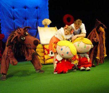 Smacznego, proszę wilka – spektakl w Teatrze Banialuka