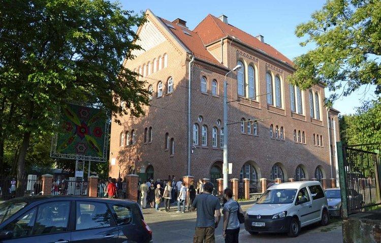 Warsztaty artystyczne w CSW Łaźnia