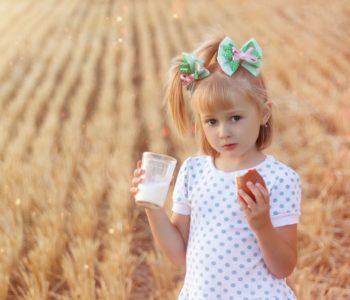 Mleko z dobrymi bakteriami