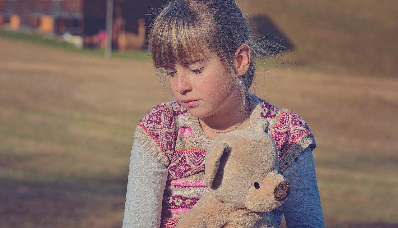dzicko a rozwód rodziców