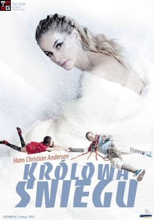 Królowa Śniegu w Teatrze Miejskim w Gdyni