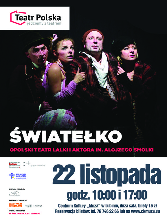 Mała Jesień Teatralna. Światełko – Lublin