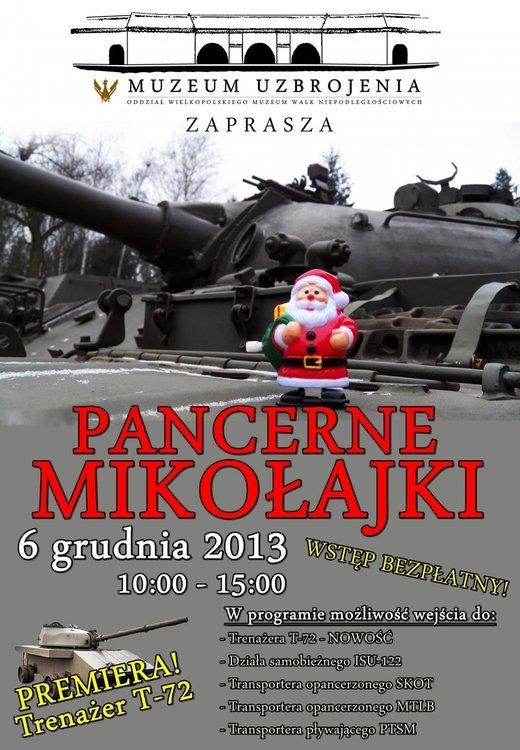 Mikołajki dla Dzieci w Poznaniu