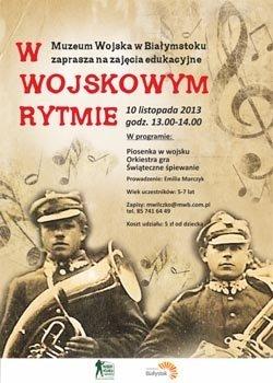 W wojskowym rytmie – Białystok
