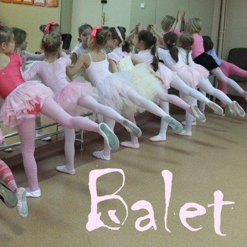 Zajecia baletowe dla dziewczynek