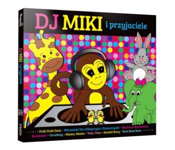 DJ Miki recenzja płyty dla dzieci