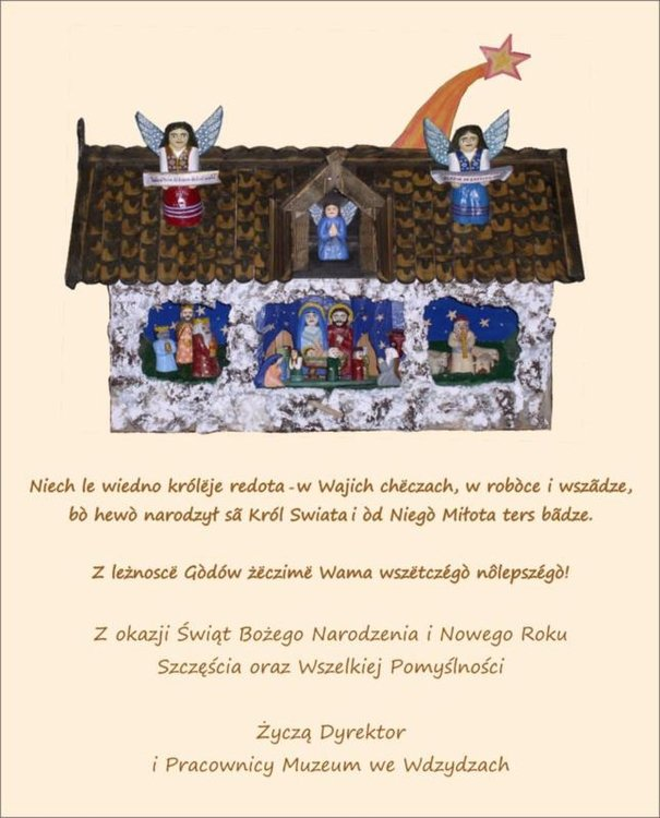 Gode w Muzeum we Wdzydzach Kiszewskich