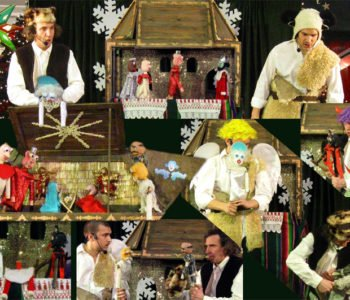 Teatr Qfer: Szopka Chłopska