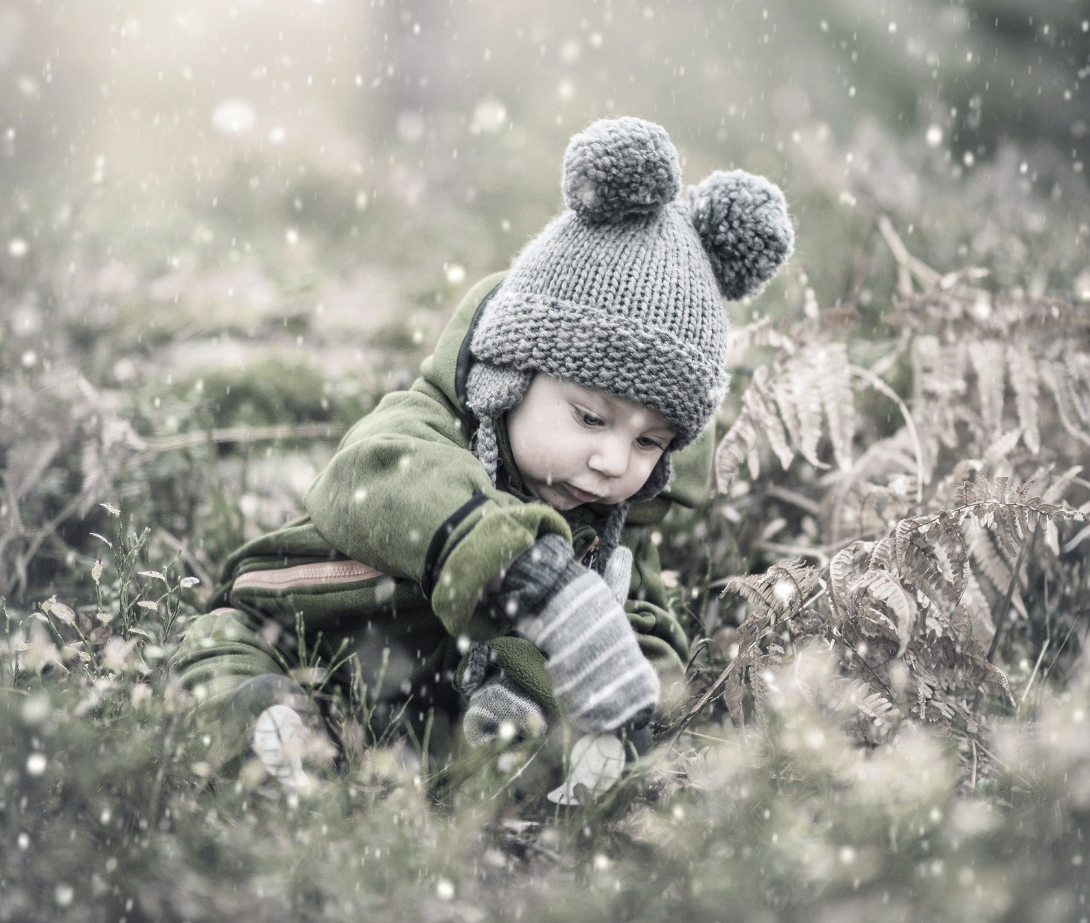 dieta dziecka zimą