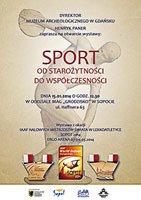 Sport od Starożytności do Współczesności
