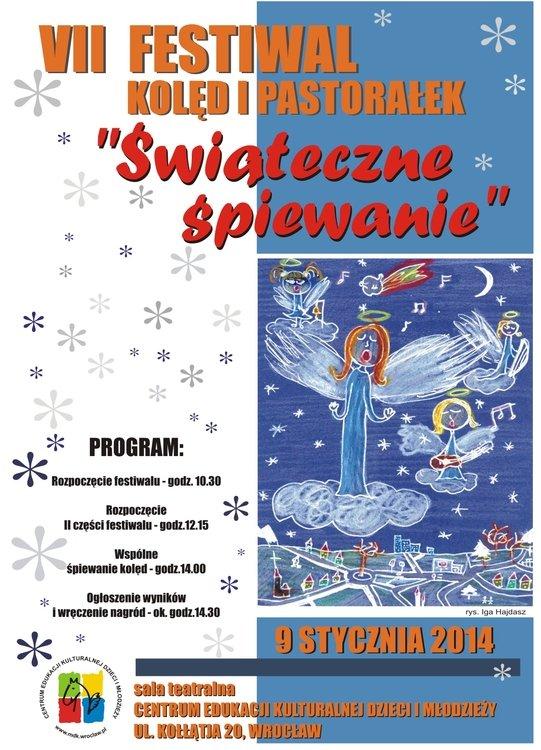 VII Festiwal Kolęd i Pastorałek w CEKDiM
