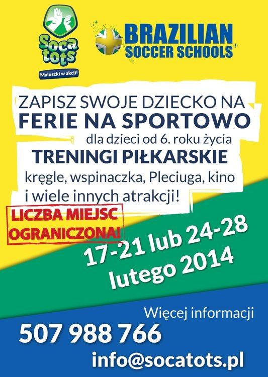 Ferie na Sportowo! Szczecin