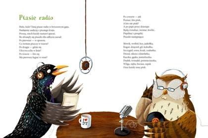 Halo Halo Tutaj Ptasie Radio W Brzozowym Gaju Wydarzenia