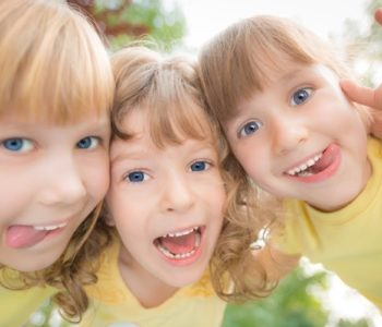 Zdrowe zęby dziecka