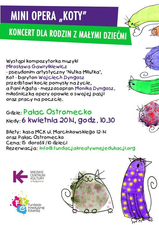 Mini Opera Koty – Bydgoszcz