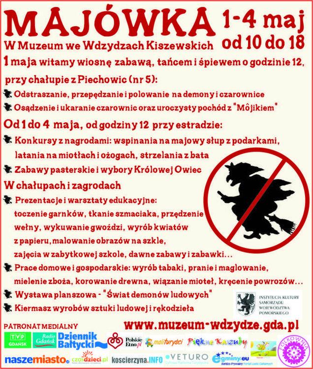Majówka w Muzeum we Wdzydzach Kiszewskich